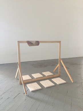 Threshold (2018) installation view